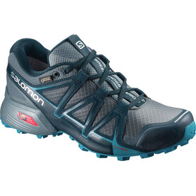 Salomon Speedcross Vario 2 GTX Trailrunning Shoes Women Artic/North Atlantic/Blue Bird